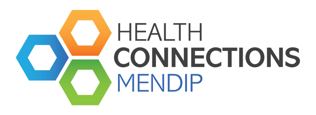 Health Connections Mendip logo